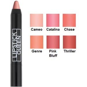 Lipstick Queen Chinatown Glossy Pencil Pink Bluff